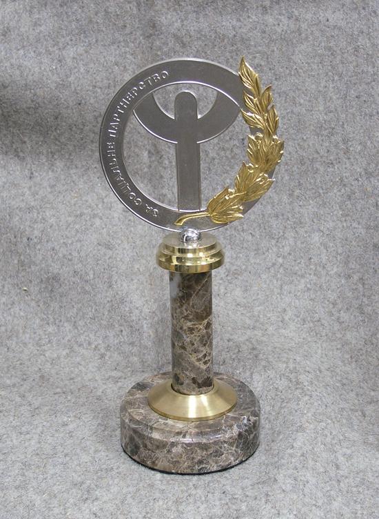 Изготовление призов и наград в Киеве