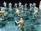Изготовление необычных шахматных фигур