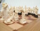 Шахматный набор Валькирьи и Нибелунги