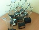 Приз Scissors Award 2012 - вид награды