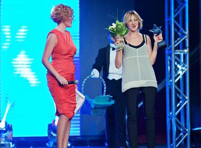 Празнование Scissors Award 2012