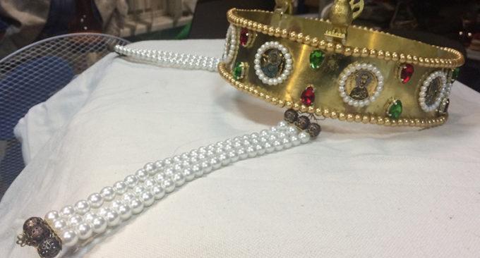 Фото Изготовление декоративной копии короны