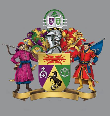 Символика личного герба