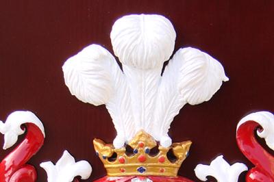 Настенный подарочный герб
