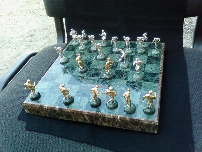 Подарочный комплект для игры в шахматы
