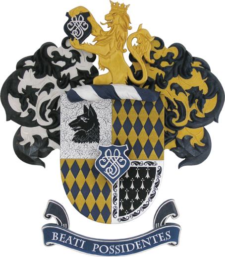 Настенный титульный герб